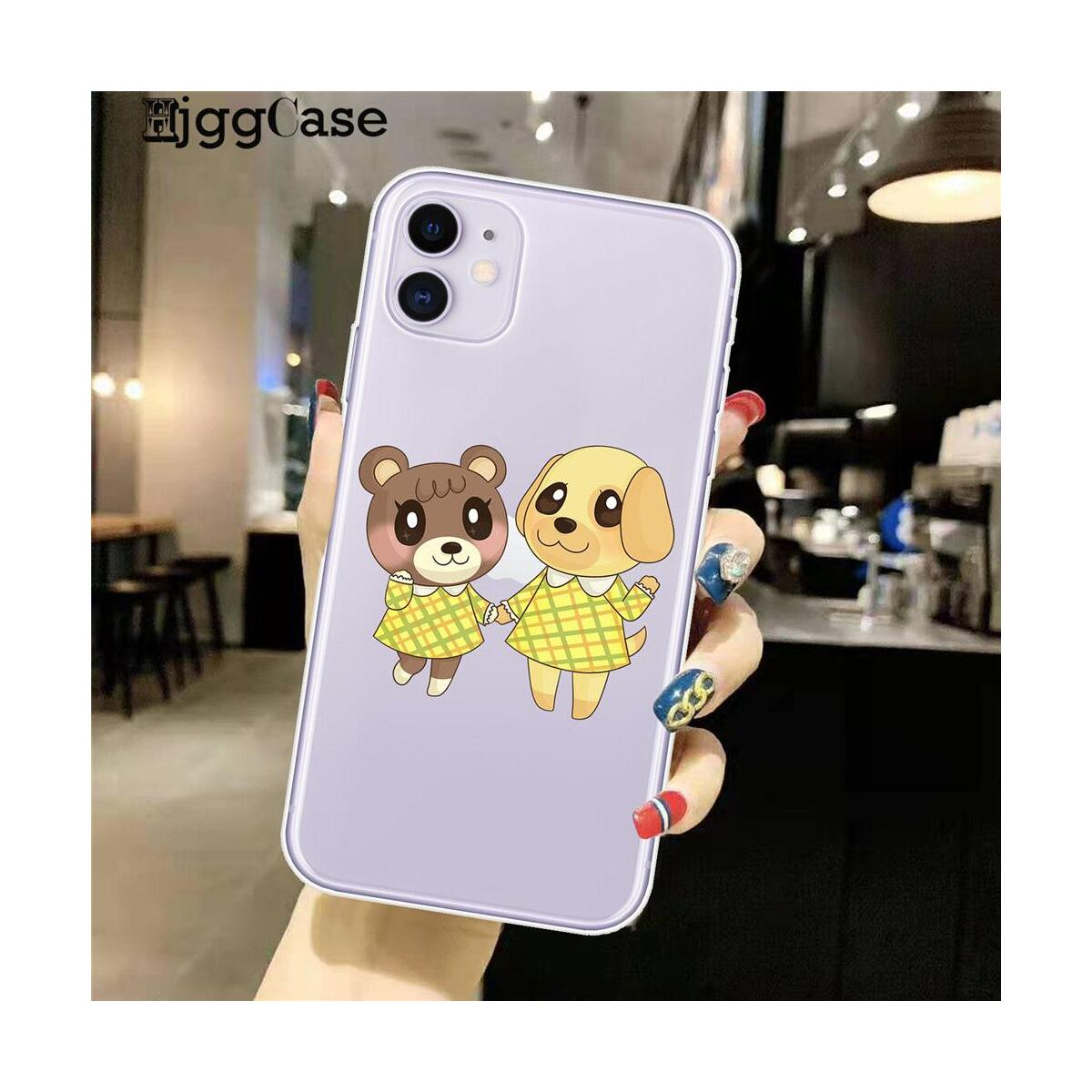 Animal Crossing New Horizons Silicone Phone Cases For iPhone, For iPhone SE 2020 / D1025