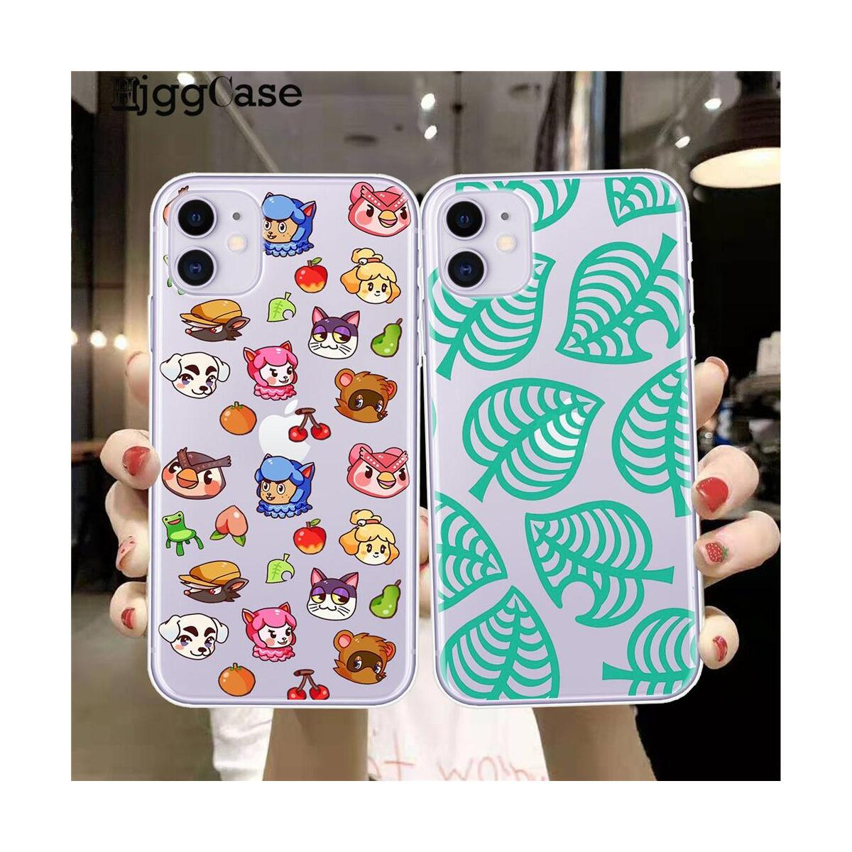 Animal Crossing New Horizons Silicone Phone Cases For iPhone, For iPhone 11 / D1023