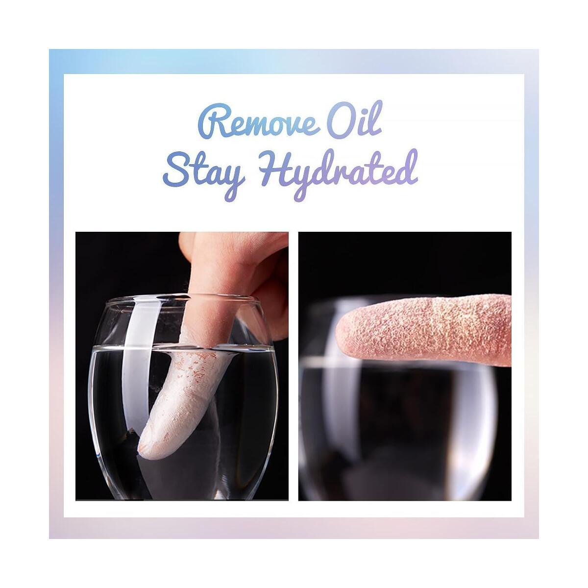 ZEESEA New Honey & Beauty Waterproof Matt Oil Control Loose Long Lasting Setting Powder Makeup, N02