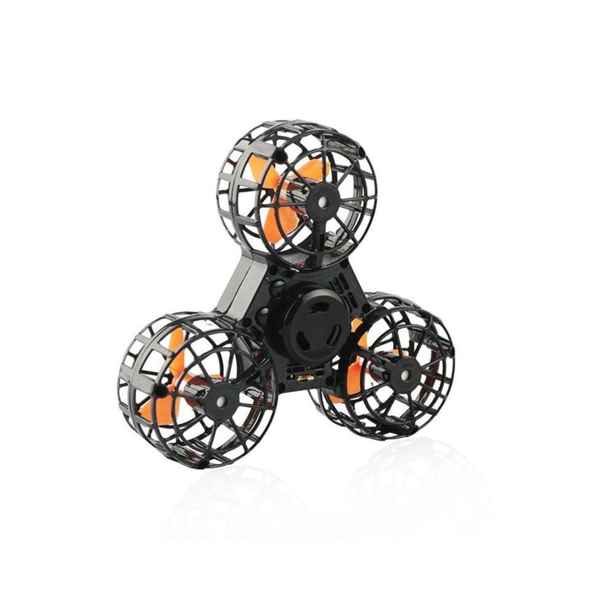 Anti-Anxiety Fidget Toy, Flying Fidget Spinner, Mini Drone with 6 LED Pattern, USB Rechargeable