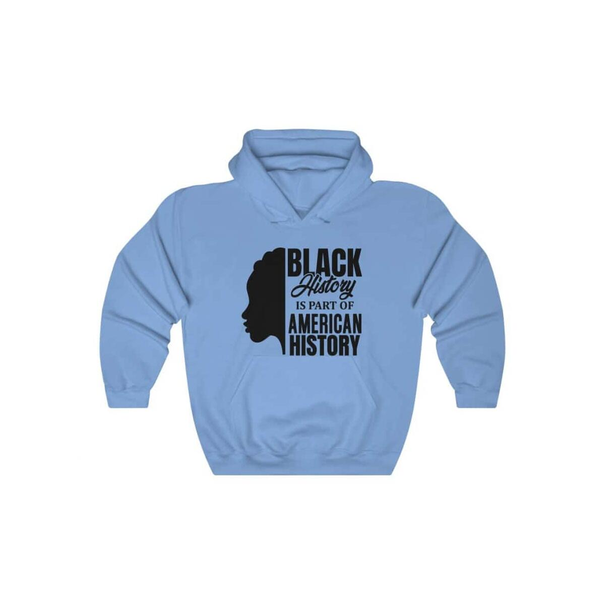 Afrocentric Black History Hooded Sweatshirt