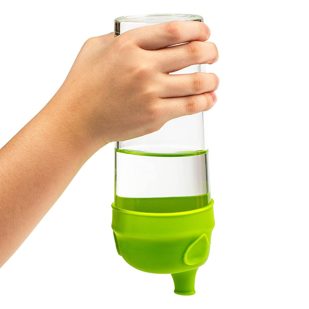 Silicone Sippy Cup Lids, Super Durable, Spill and Leak Proof with Soft Spout Perfect for Babies, Toddlers and Kids to Use, Universal Fit, 100% Food Safe, BPA-free, Phthalate free and Dishwasher Safe