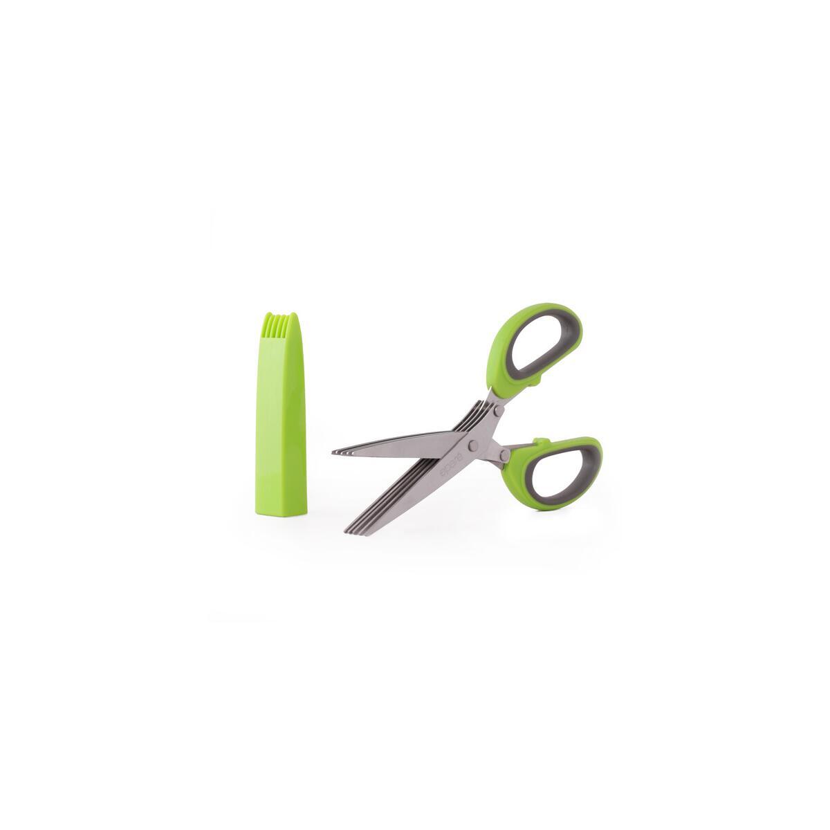 Eparé Five Blade Scissors