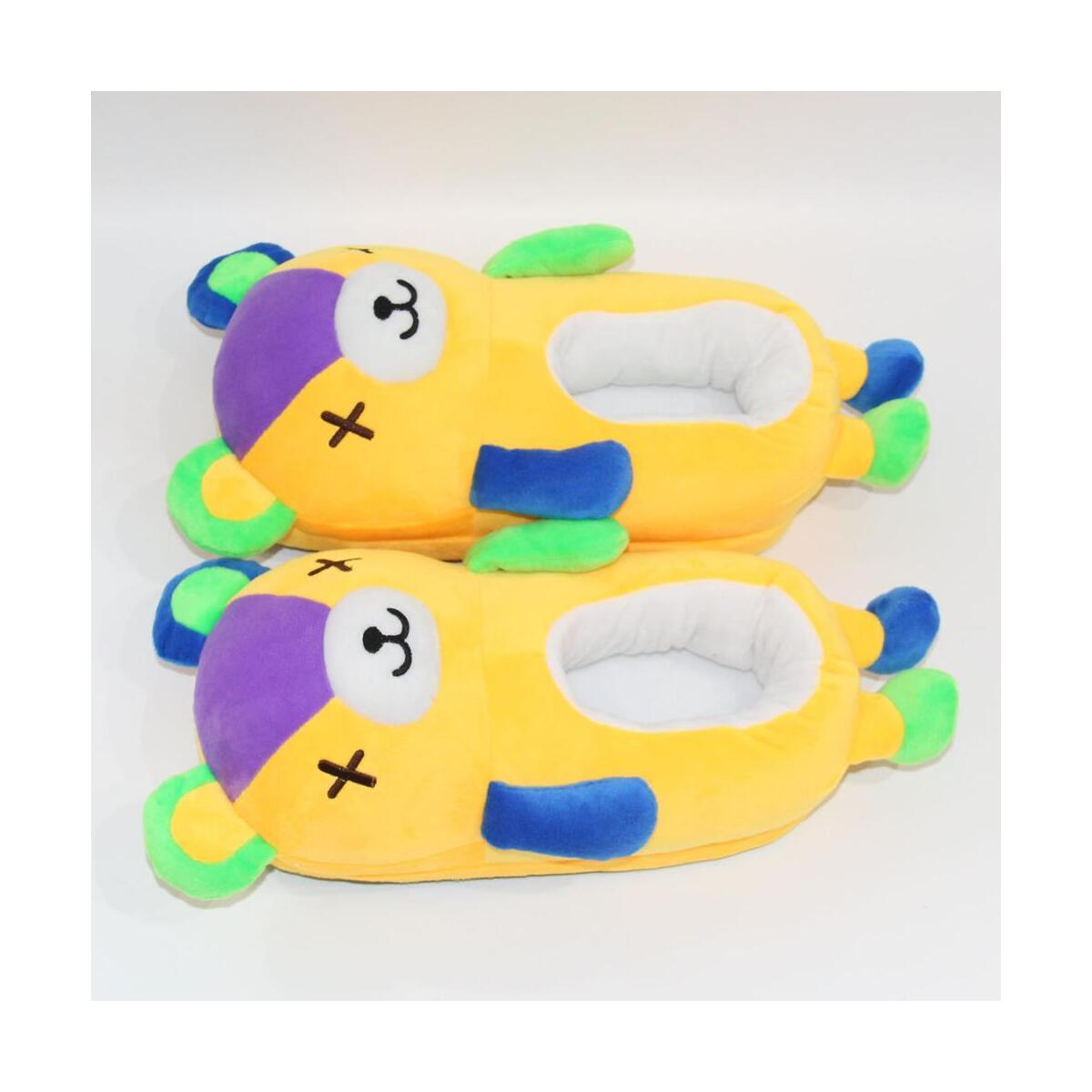 Animal Crossing Tom Nook Celeste and Stitches Slippers, Celeste