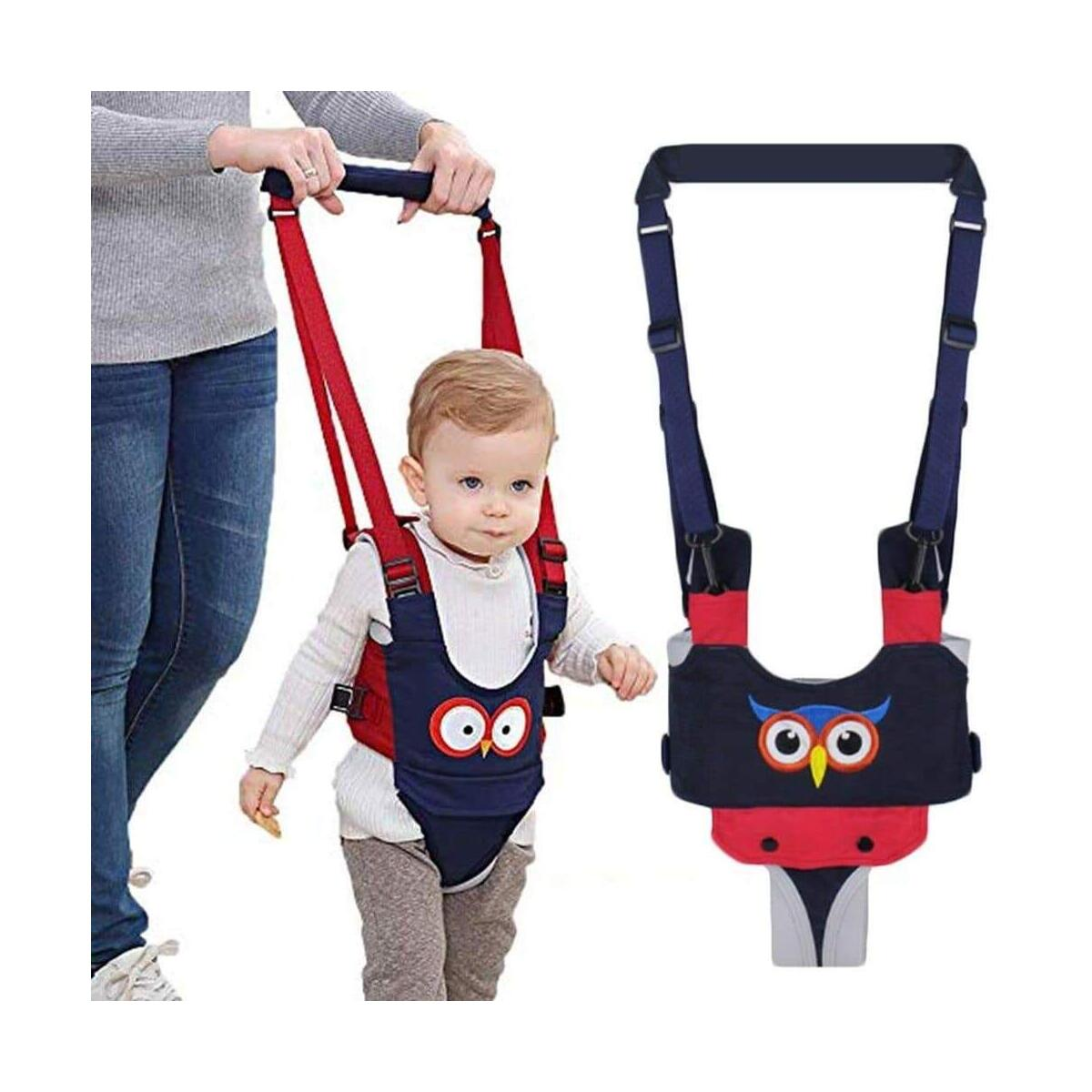Baby Walking Assistant Learning Walk Safety Reins Harness Walker