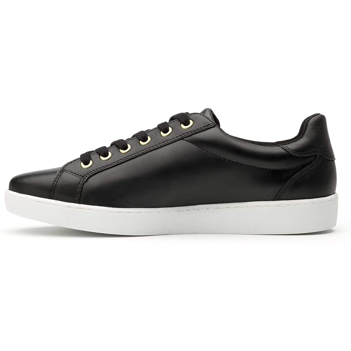 Flexi KINOA Women's Floral Sneaker Genuine Leather Casual Lace Up Shoe | 33513