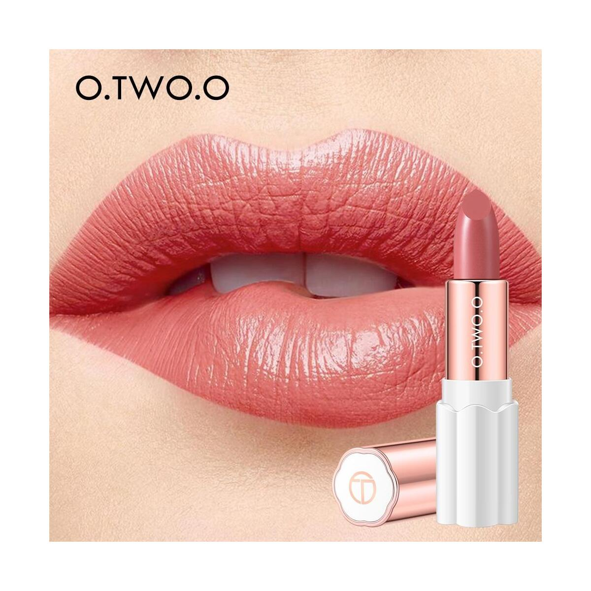 O.TWO.O Semi Velvet Lipstick, 06
