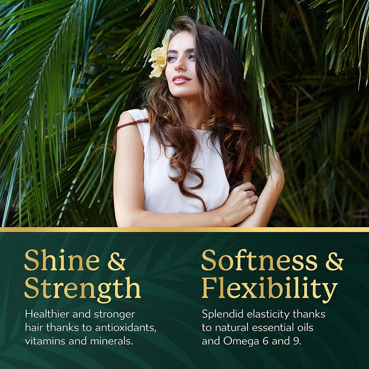 Elara Keratin Treatment for Dry Damaged Hair Repair   Hydrating Mask & Argan Oil Set for All Hair Types   Enriched with Jojoba and Avocado Oil   Deep Conditioning Moisturizing Hair Care   Sulfate Free