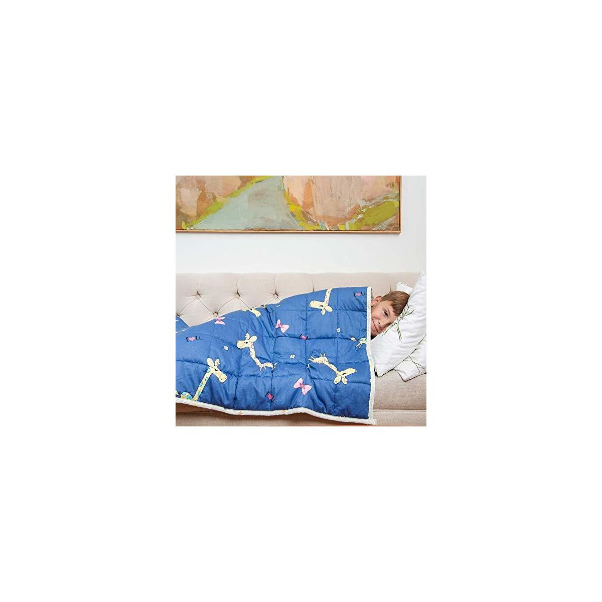 Tully Karessa Y36-5L 3.0 Weighted Blanket with Glass Beads, 36