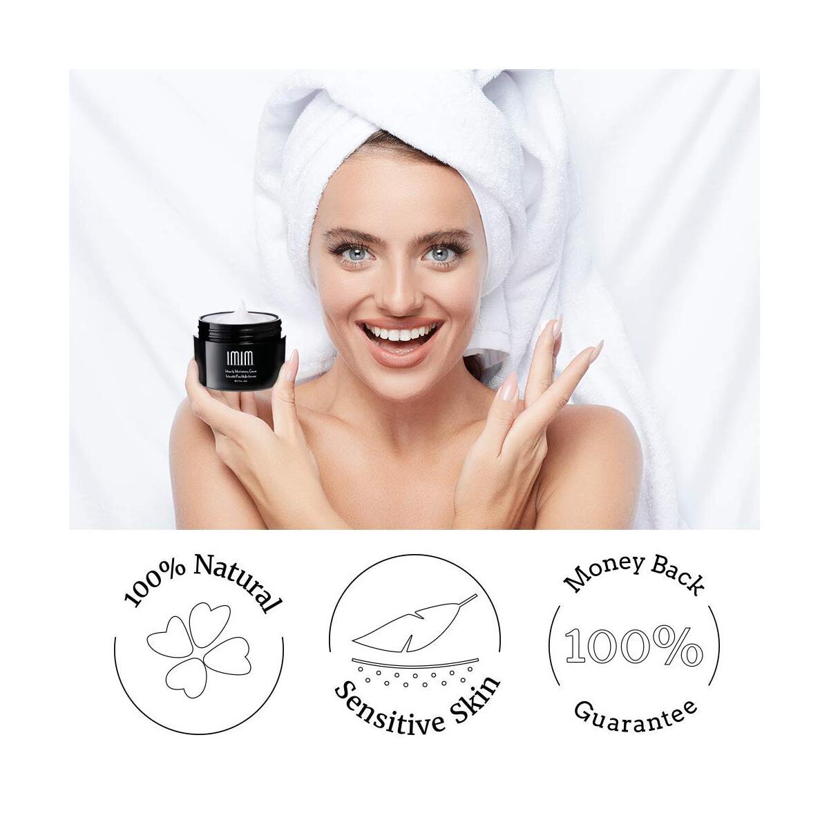 IMIM Moisturizing Face Cream  for Women & Men With Hyaluronic Acid