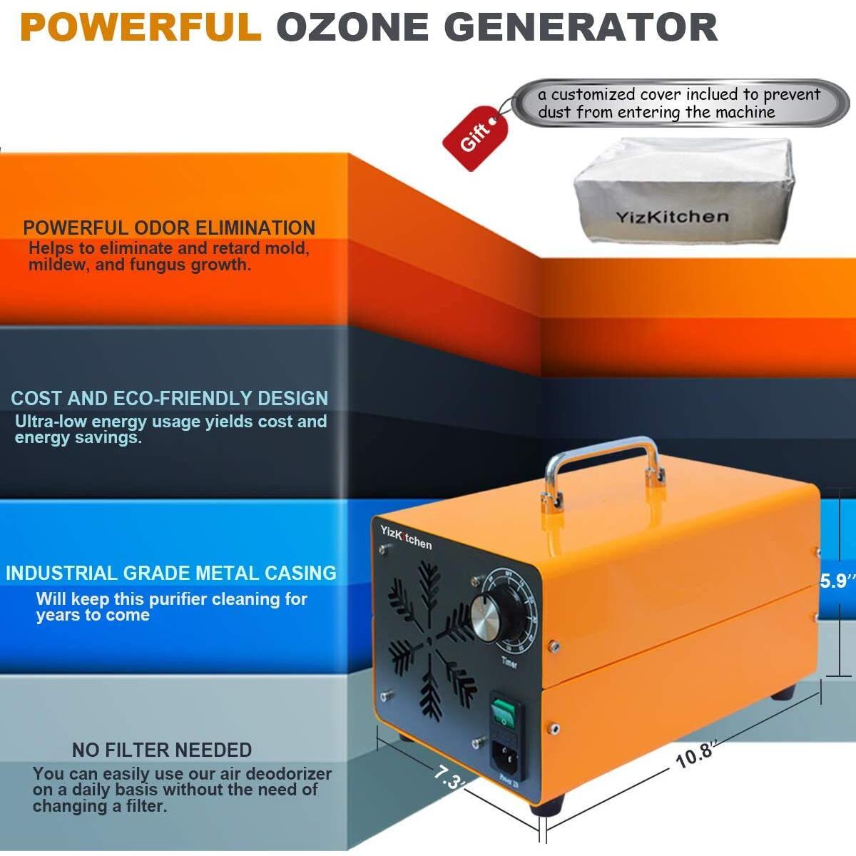 Home Used Machine Generator 20.000mg