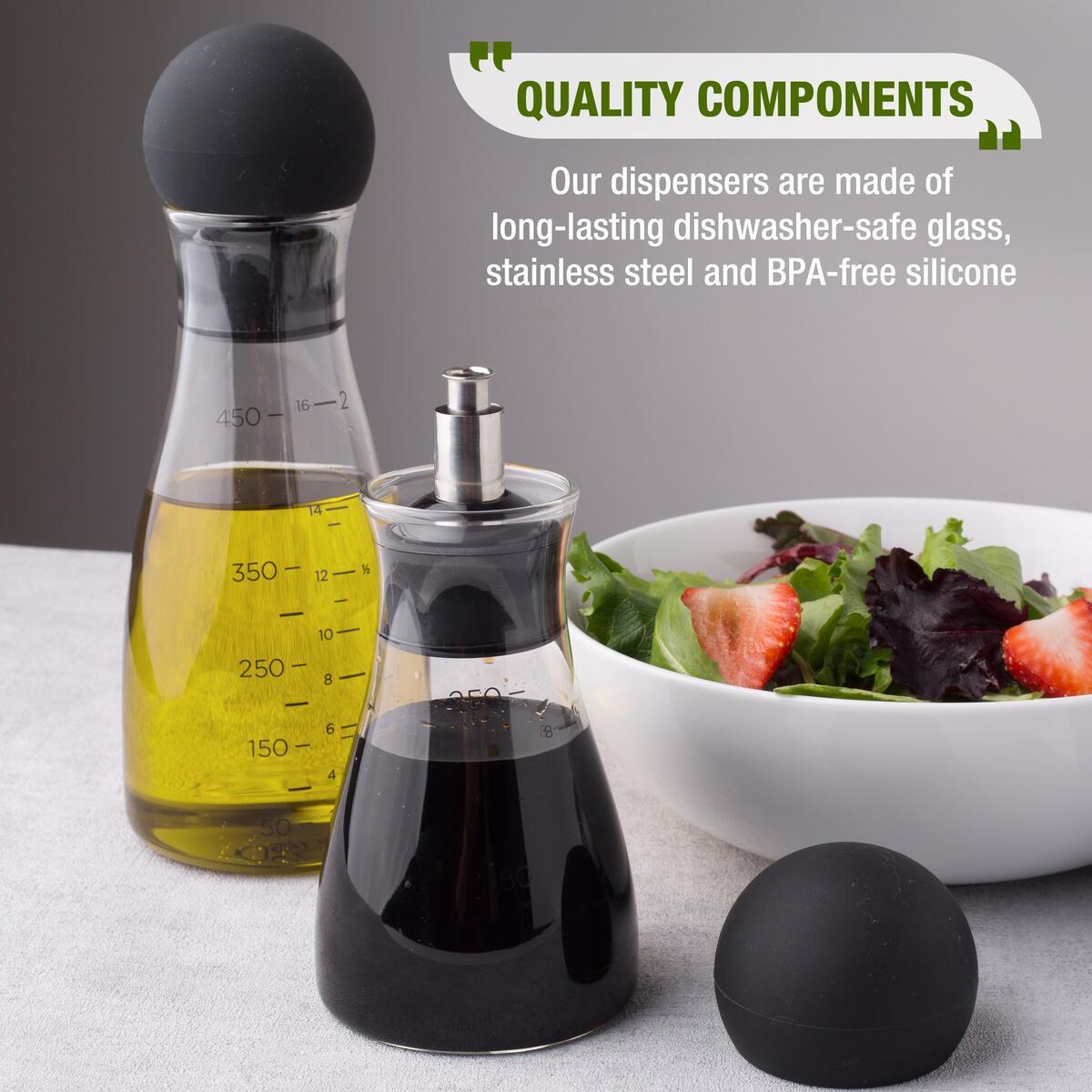 Eparé Oil & Vinegar Jar Set