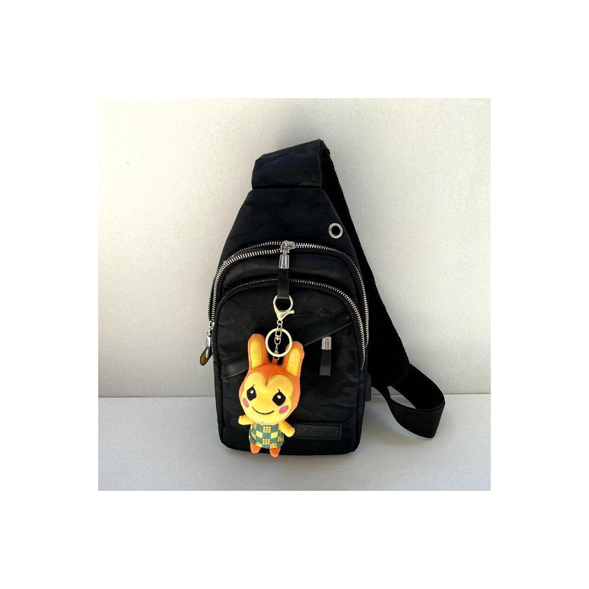 Animal Crossing Plush Villager Keychains, 12cm-kapp-n