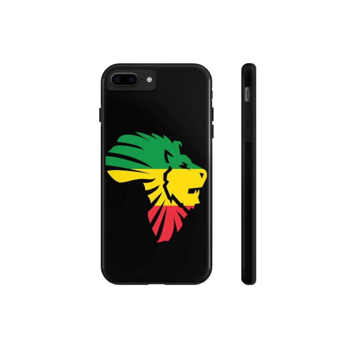 African Lion-Head Case Mate Tough Phone Cases