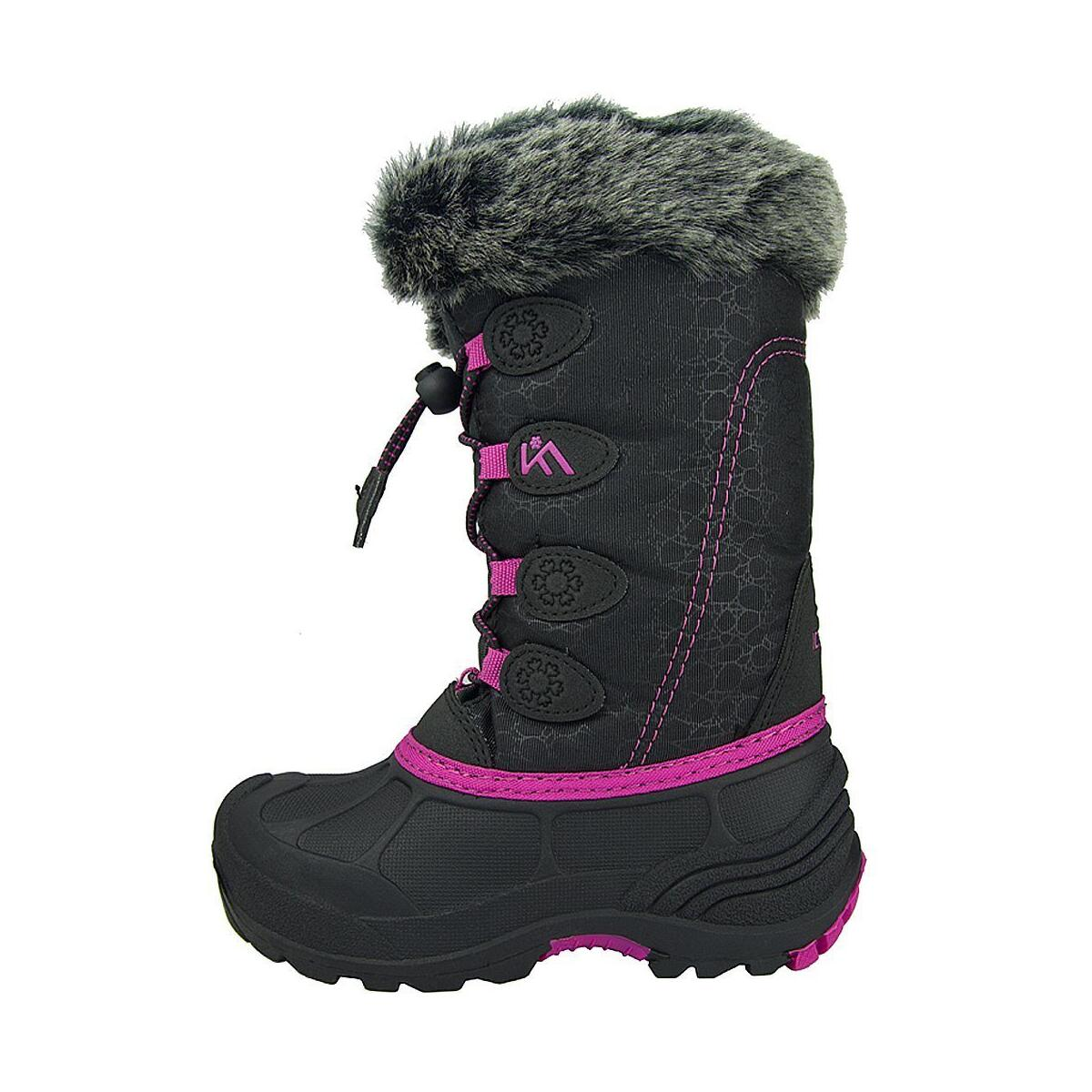 Kids Winter Snow Boots - Waterproof/Insulated