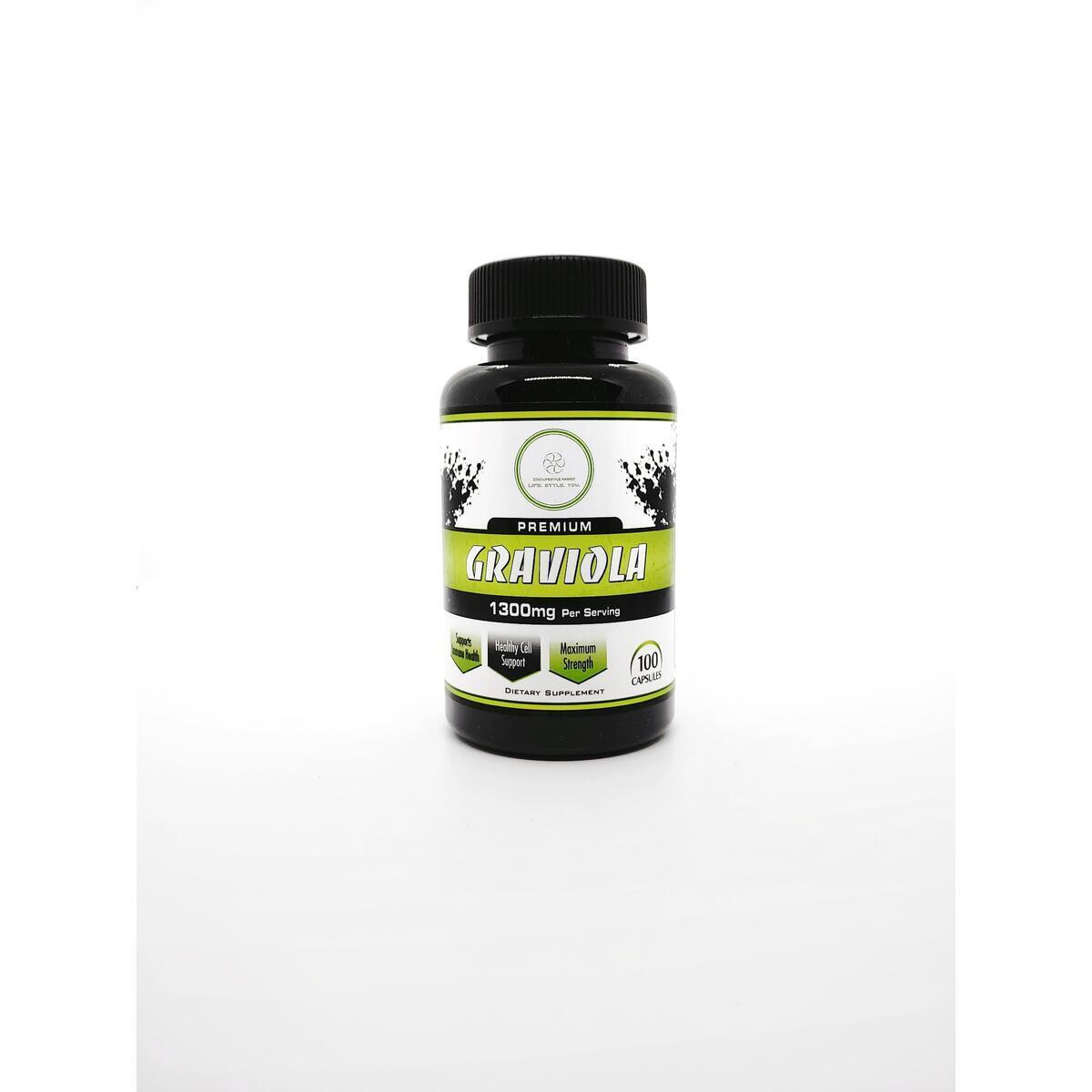 Premium Graviola - 1300mg