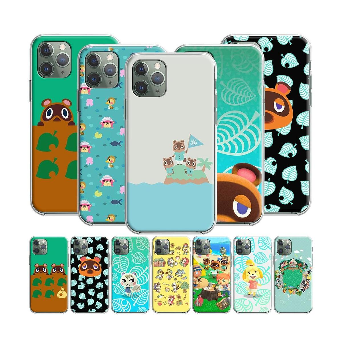Animal Crossing Silicone Case for Apple iPhone, for iPhone SE 2020 / 7