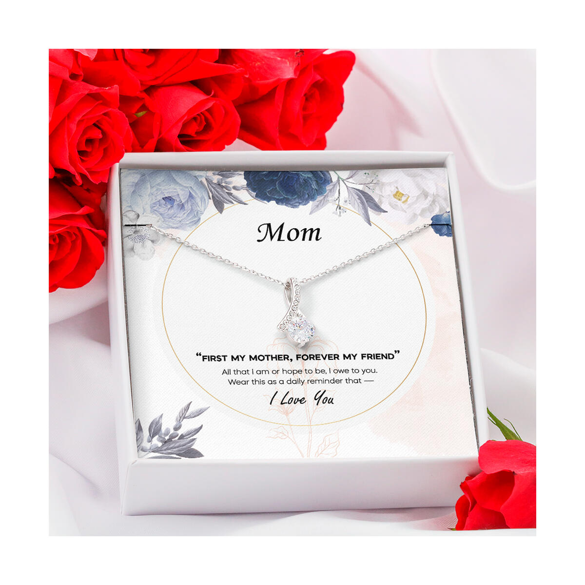 Mom You Are Forever My Friend Gift, FROM USA