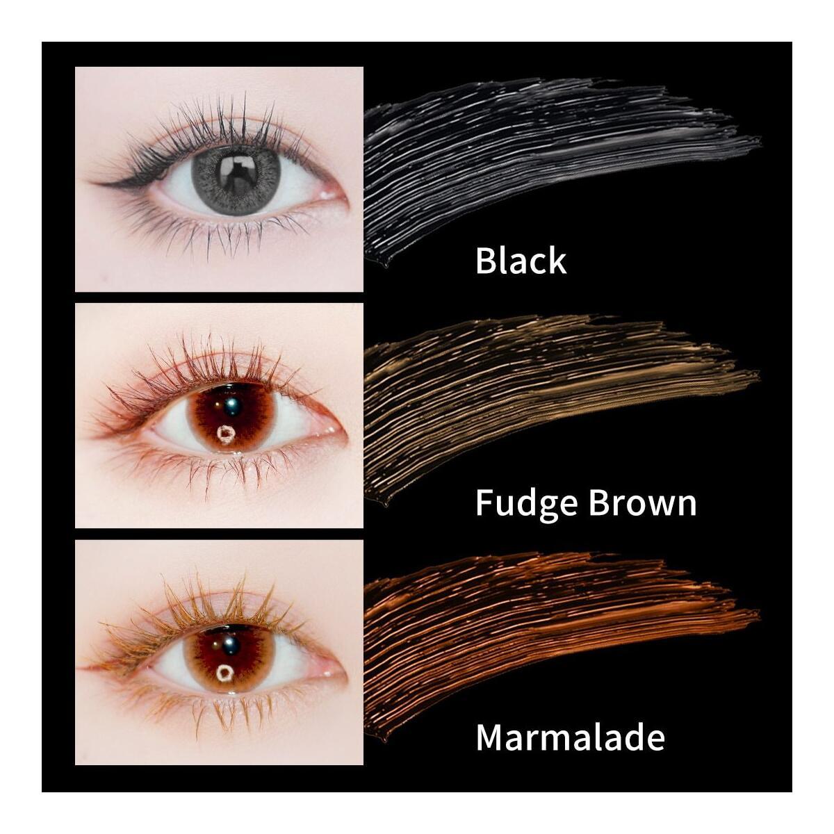 ZEESEA New 9 Colors Mascara, Pink Wood