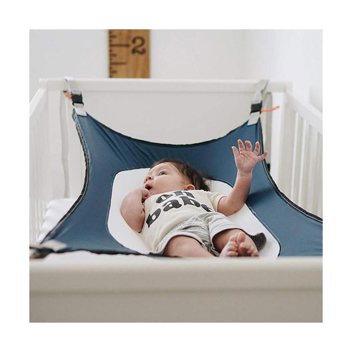 Newest Design Multi-function Detachable  Adjustable Sleeping Bed New born Baby Hanging Hammock For Crib