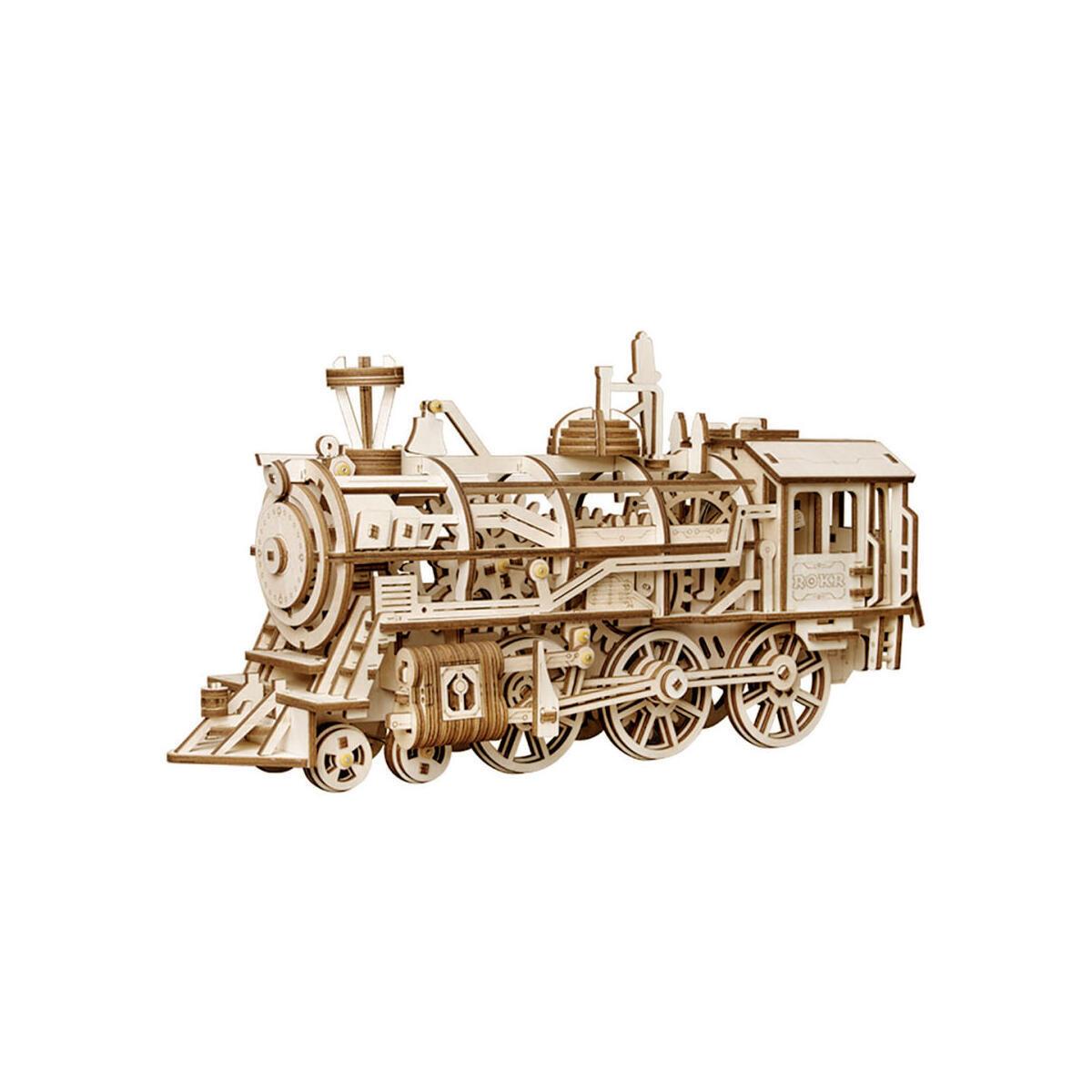 3D Wooden Puzzle Models - Kids & Adults - Various