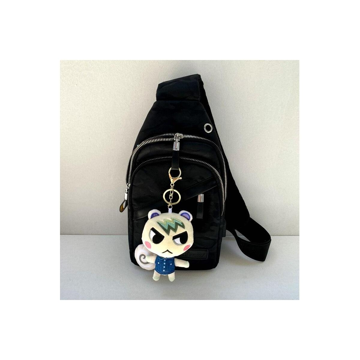 Animal Crossing Plush Villager Keychains, 12cm-bunnie