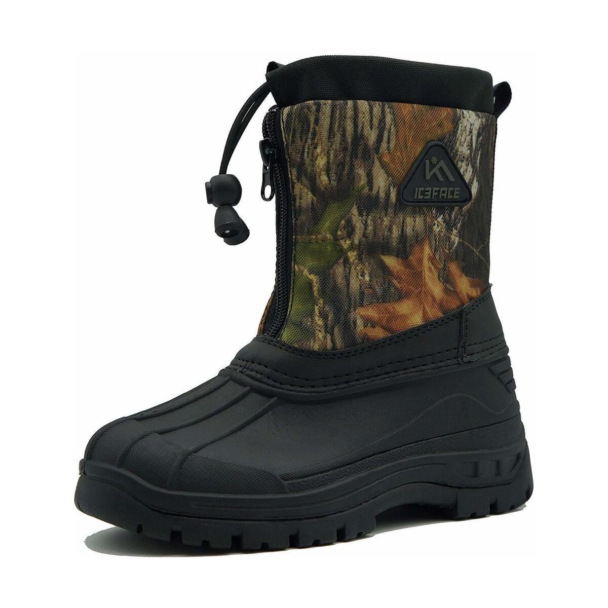 Kids - Waterproof - Winter Snow Boot