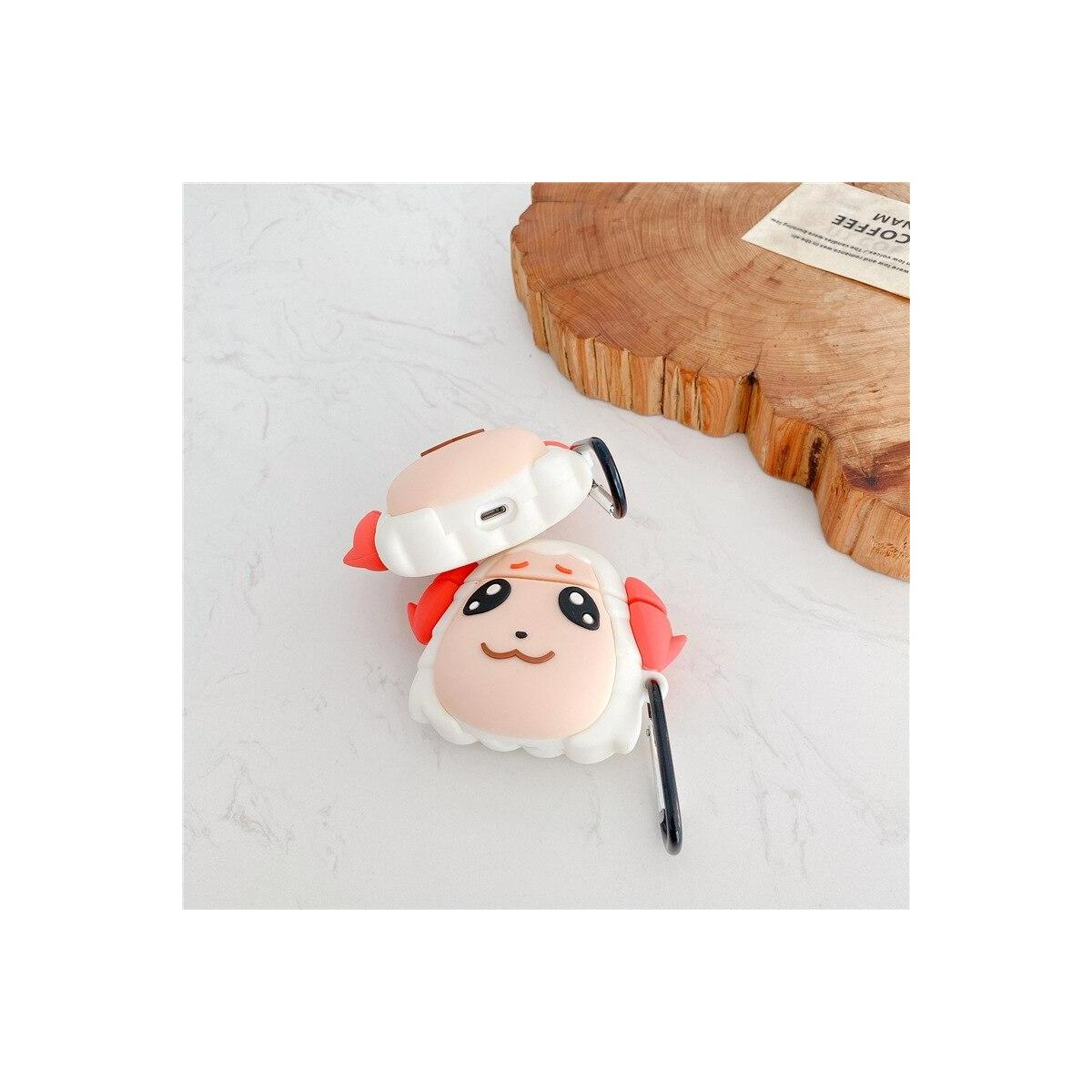 Animal Crossing Dom Headphone Case For AirPods, For AirPods 2