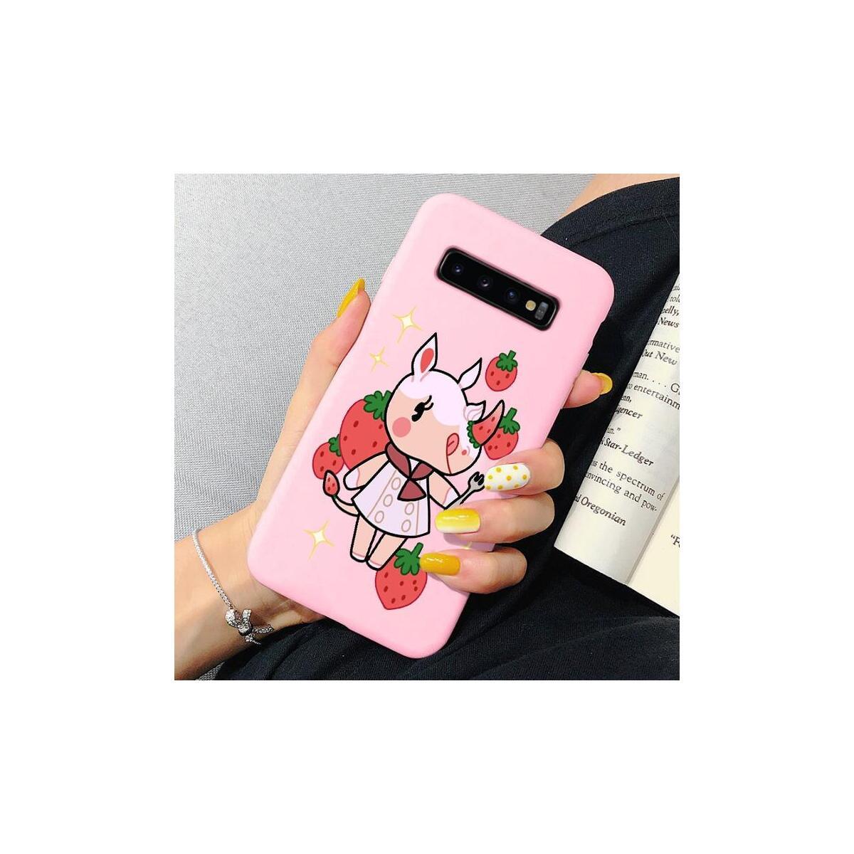 Animal Crossing New Horizons phone case for Samsung Galaxy, s10 plus / FHSR-494
