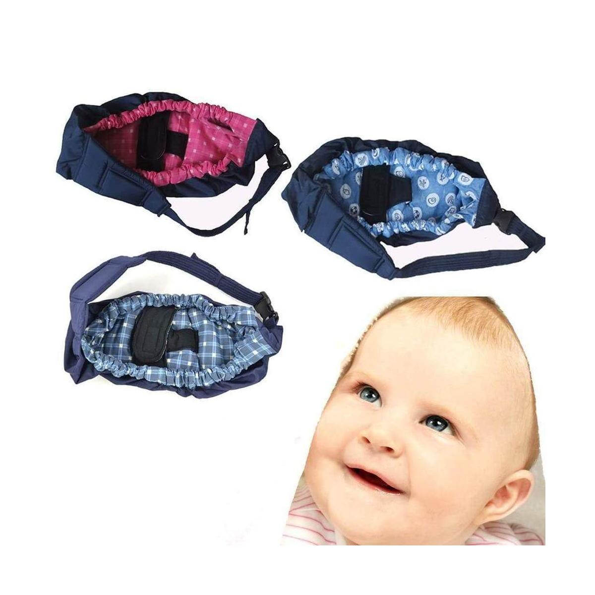 Baby Carrier, Baby Carrier Adjustable Sling Wrap Carrying Breathable Baby Sling Wrap Rider Backpack Pouch Front Nursing Cover