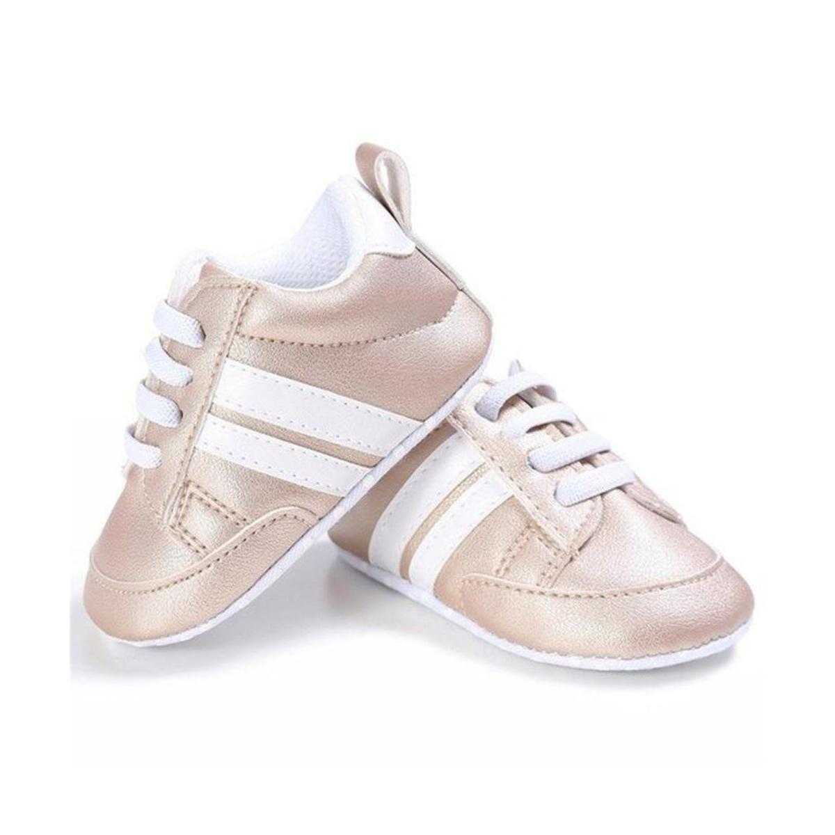 Baby Boys Girls Shoes Casual Children Shoes Classic Patchwork First Walkers Soft Sole Sports Sneakers
