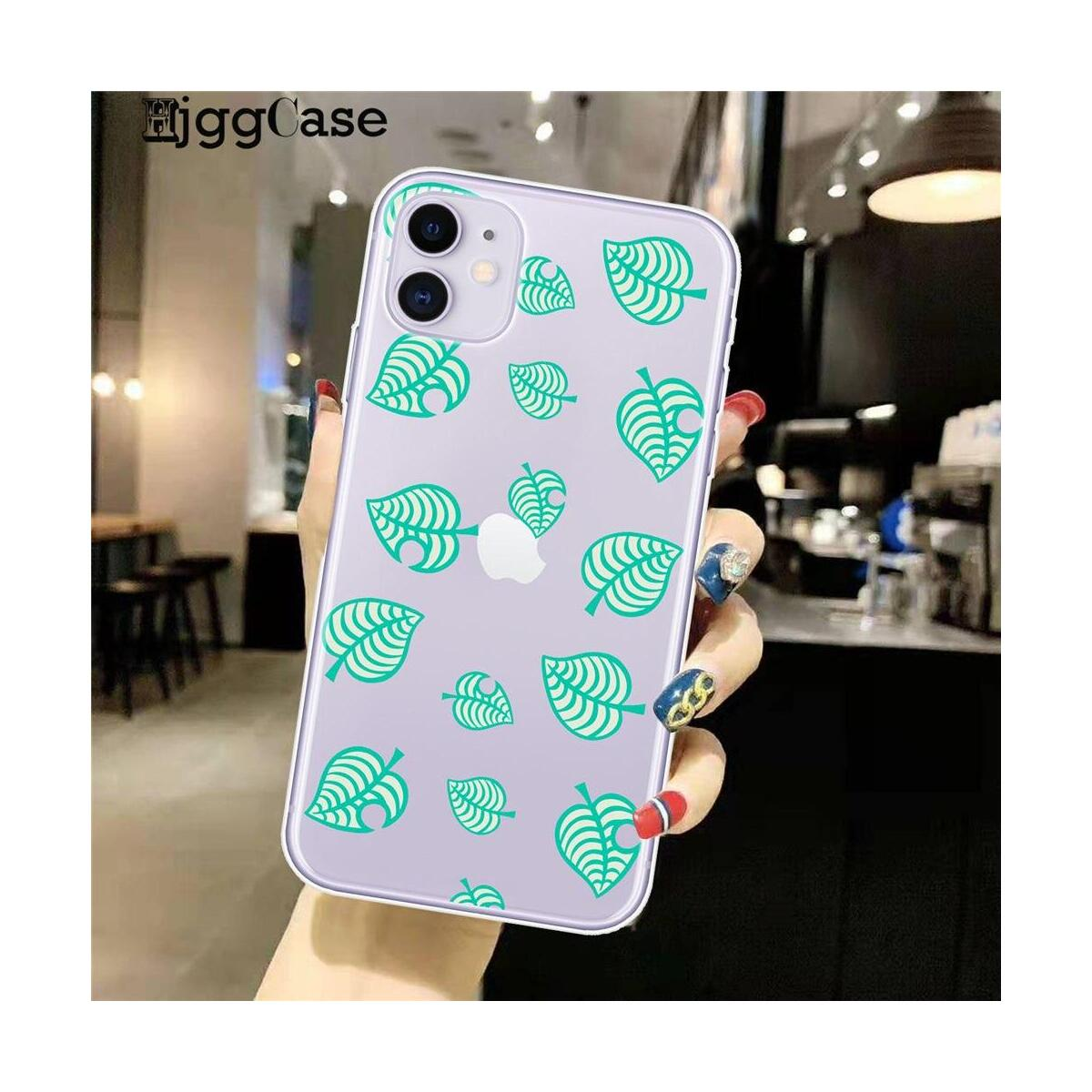 Animal Crossing New Horizons Silicone Phone Cases For iPhone, For iPhone 11Pro Max / D1023