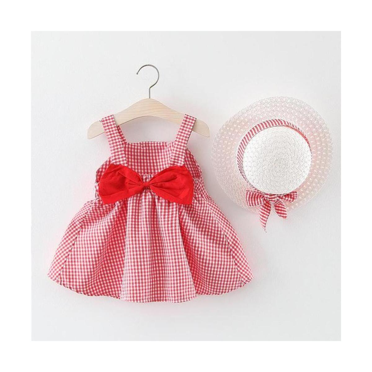 Cute Toddler Kids Baby Girl Summer Outfits Clothes Floral Set