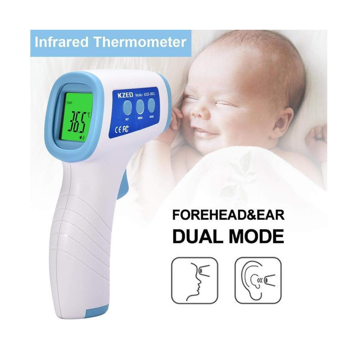 Baby No Contact Digital Infrared Electronic Suitable Thermometer