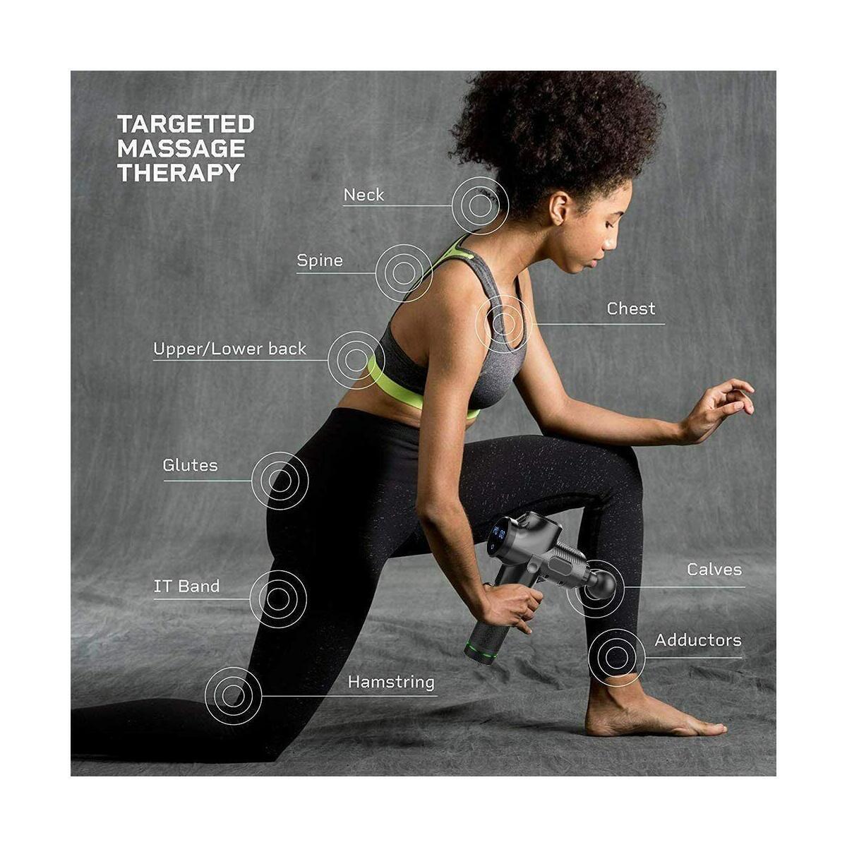 Ultra High Intensity - Muscle Massage Gun / Percussion Massager
