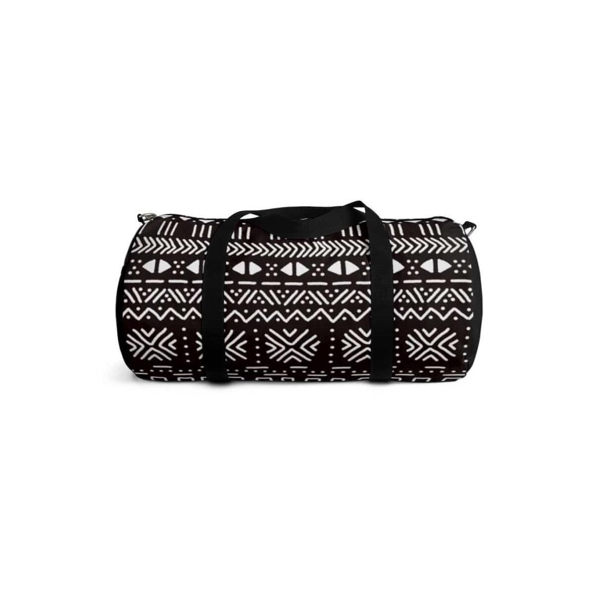 Tribal African Mud cloth Duffel Bag