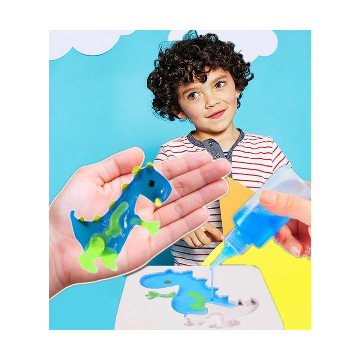 Kids Handmade  DIY Magic Water ELF