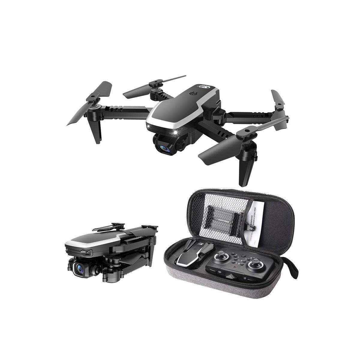 Mini Drone RC Quadcopter Foldable Drones With Camera, 4K Dual Camera 2B