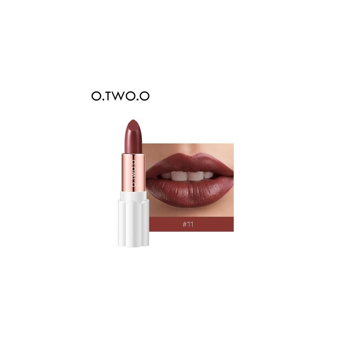 O.TWO.O Semi Velvet Lipstick, 11
