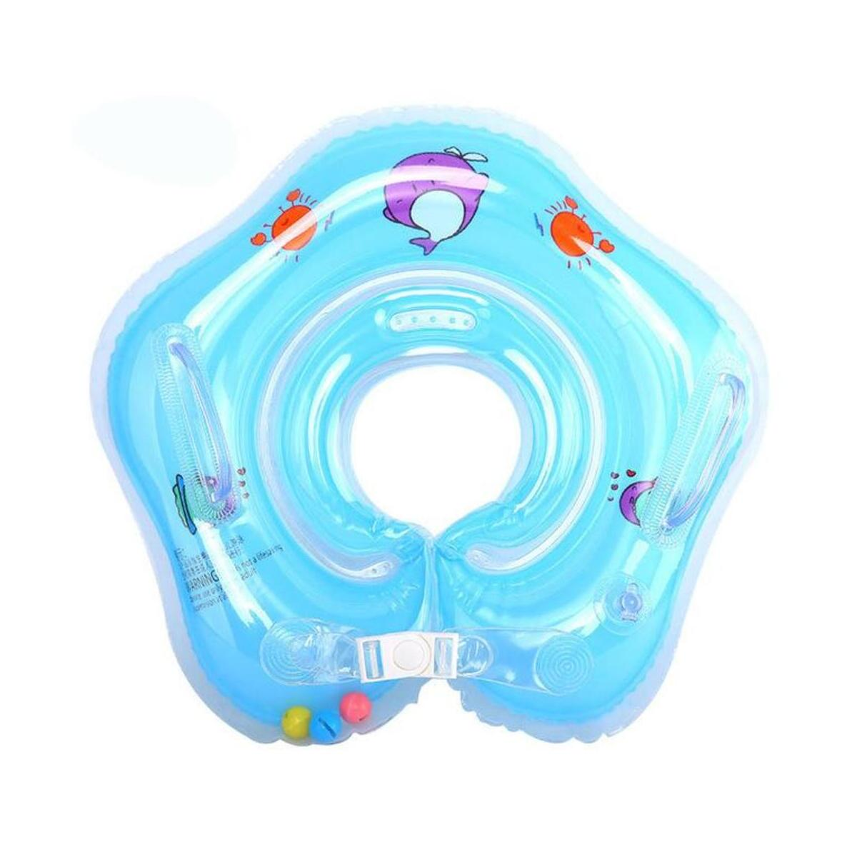 Baby Swimming Float, Inflatable Swimming Neck Ring