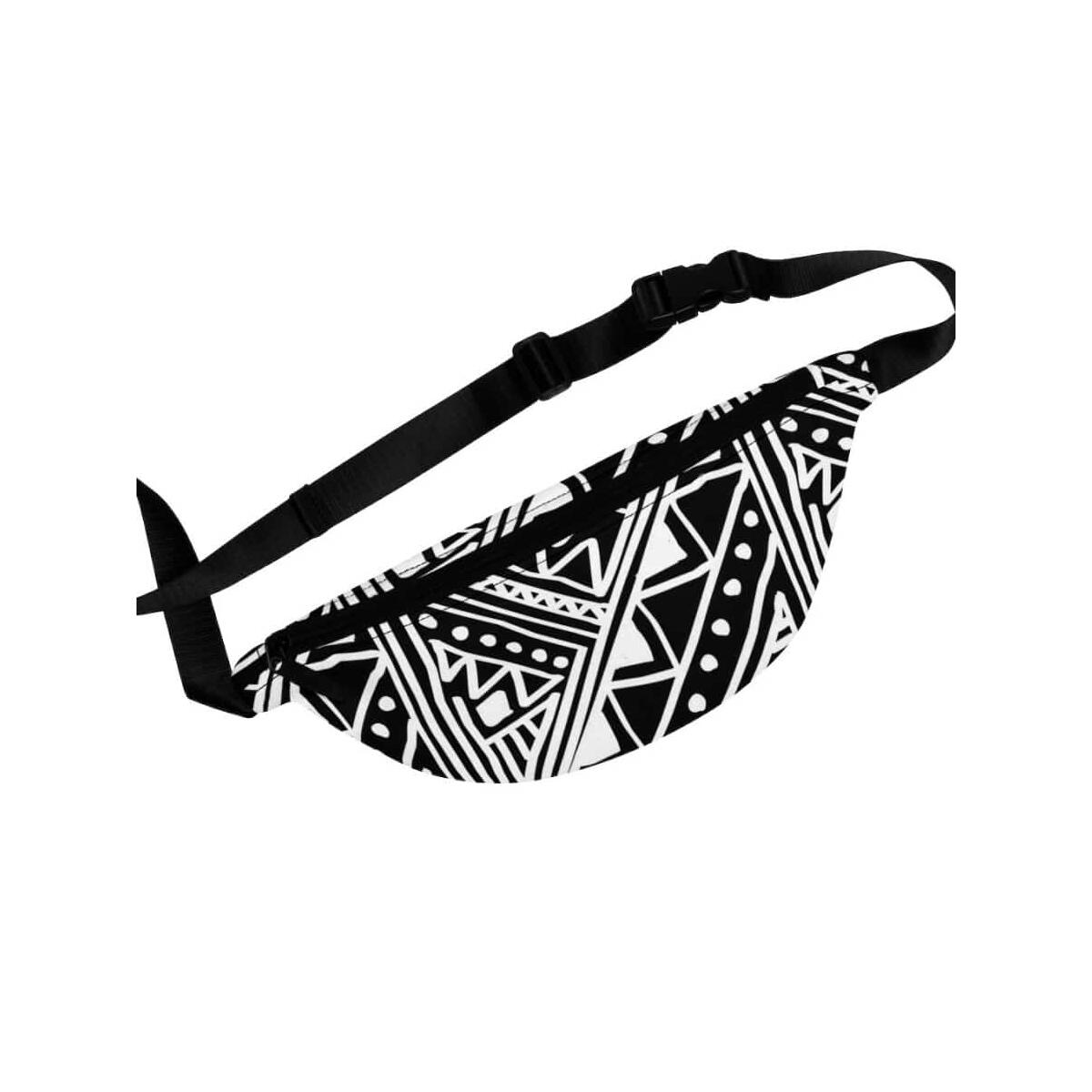 White African Mud cloth Fanny Pack