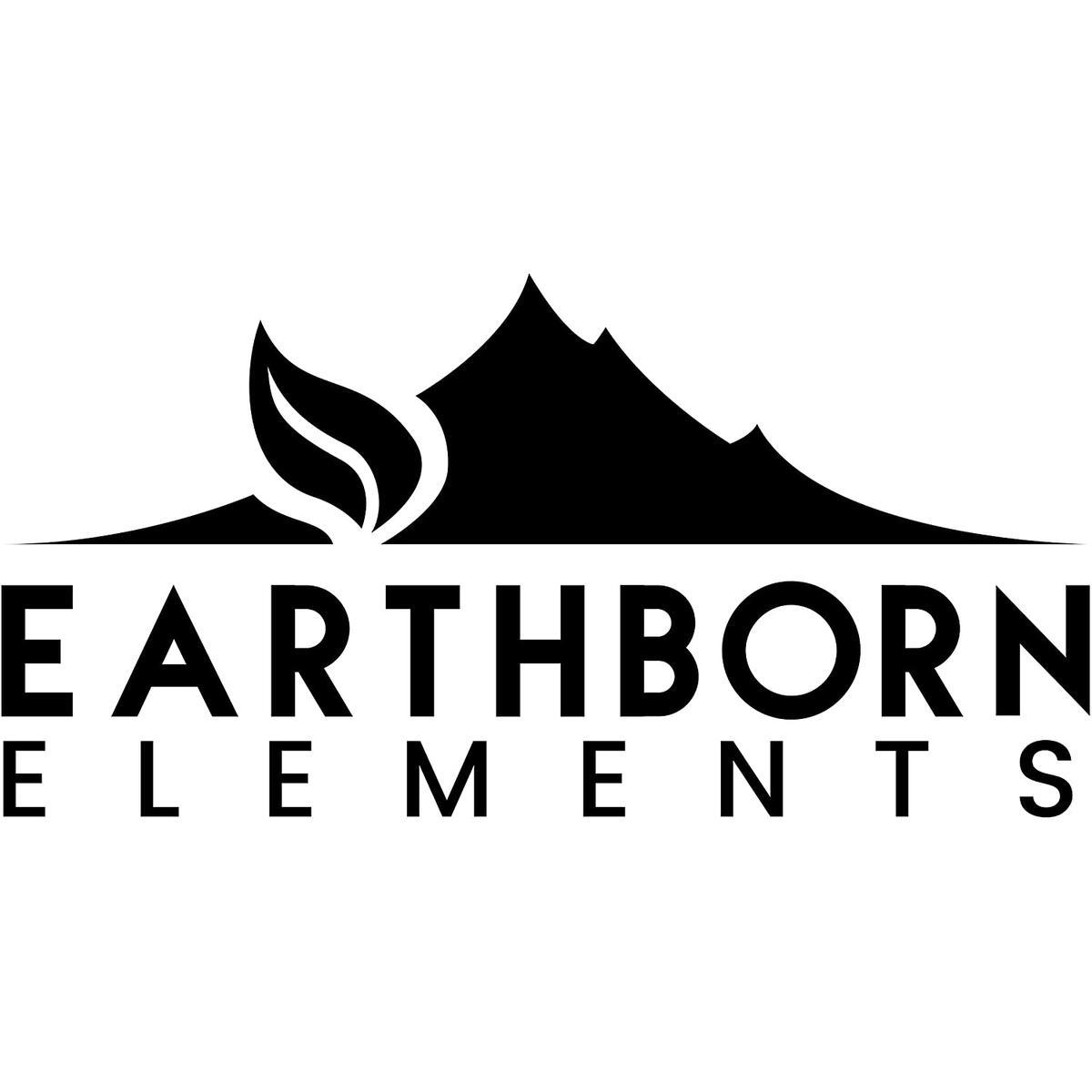 Earthborn Elements Snow & Ice Melt Pellets (5 Gallon), PET-Safe, Concrete Safe, 90% Pure Calcium Chloride, Deicer, Fast Acting, Exothermic Heat, More Effective Than Rock Salt