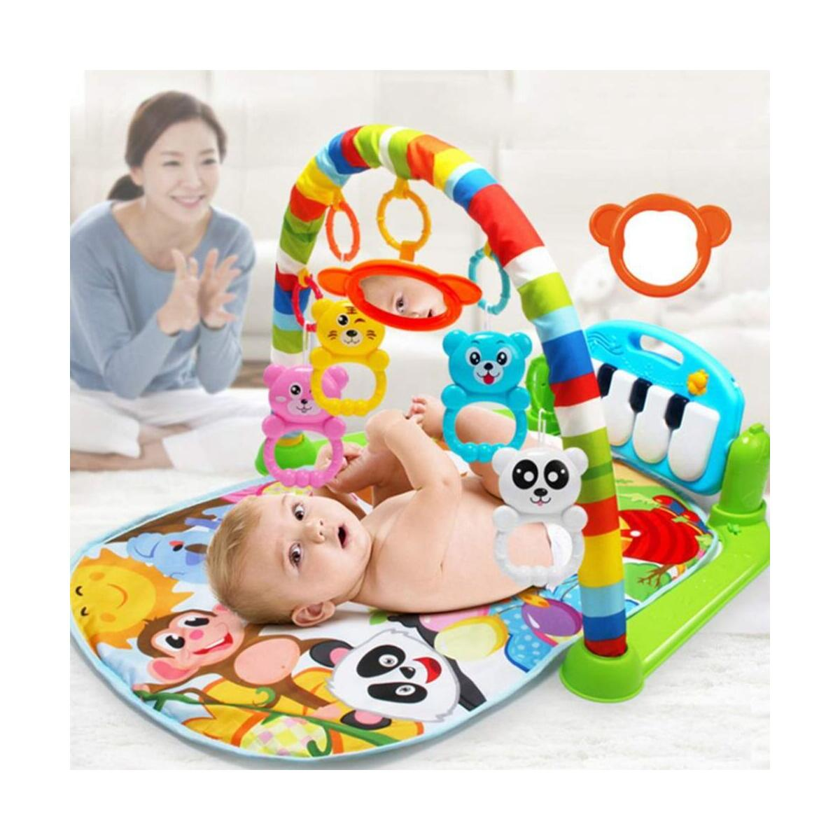 Play Mats Baby Foot Piano Carpet Children Music Game Blanket Puzzle Educational Toy Mat Kids Rug Baby Gym Crawling Activity