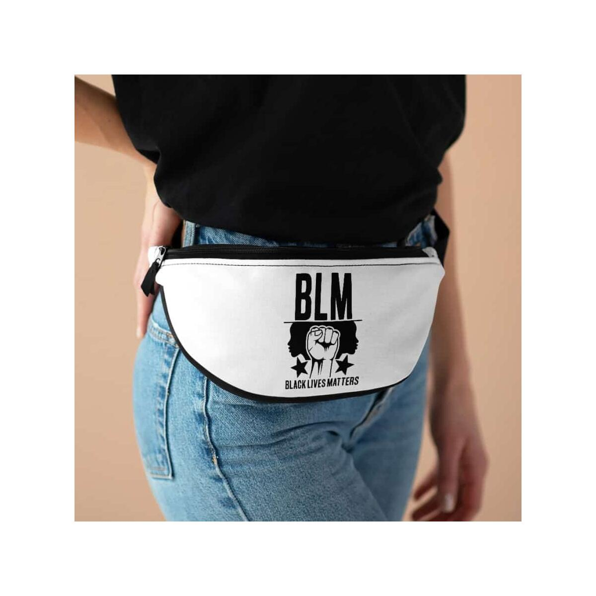 Afrocentric BLM Fanny Pack