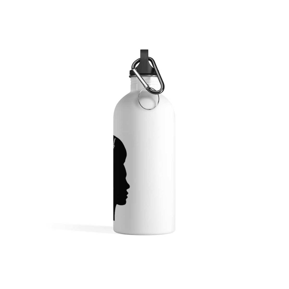 Afrocentric Side Face Water Bottle