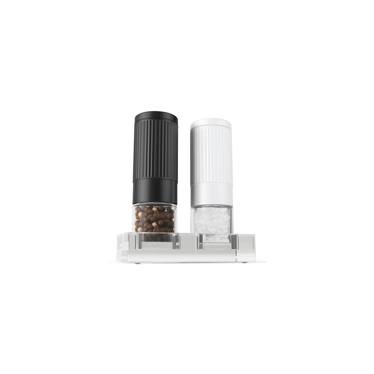 Eparé Mini Salt & Pepper Grinder Set