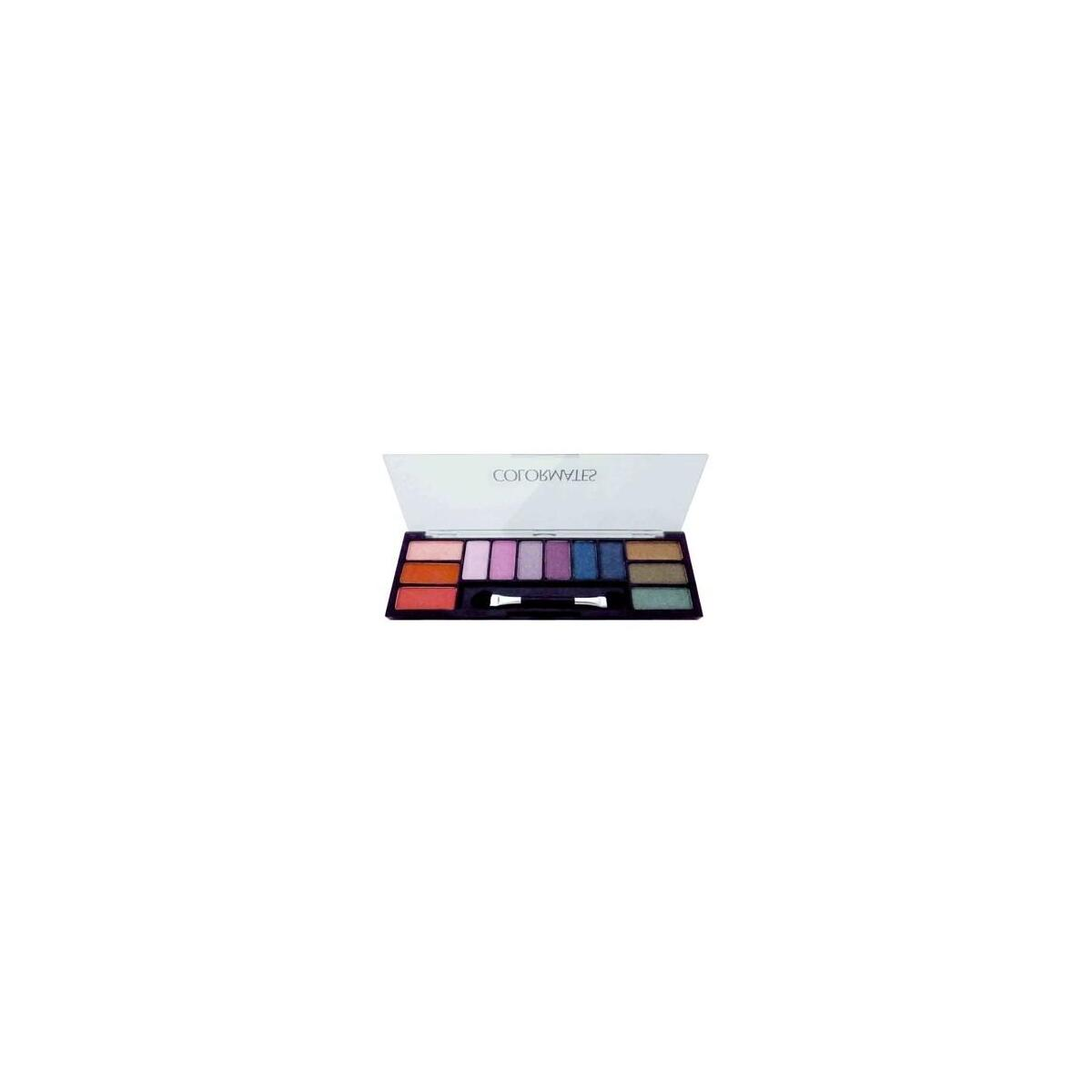 Colormates Eyeshadow Palettes - Flower Bouquet
