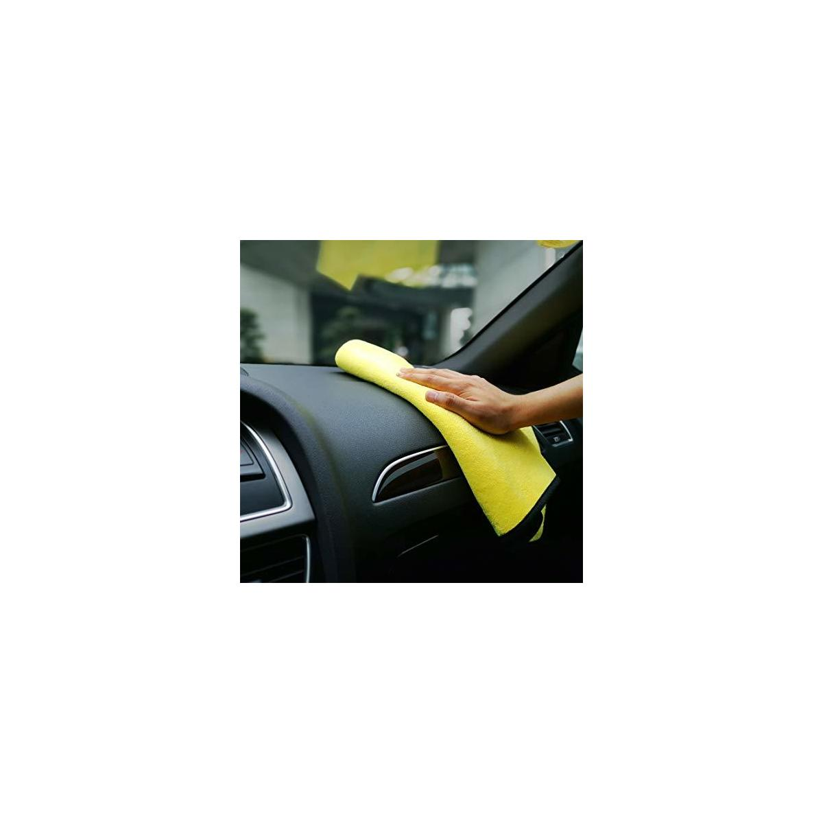 Microfiber Cleaning Cloth, 6