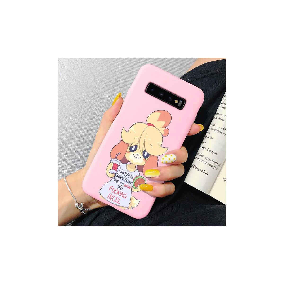 Animal Crossing New Horizons phone case for Samsung Galaxy, s10 / HHSR-491