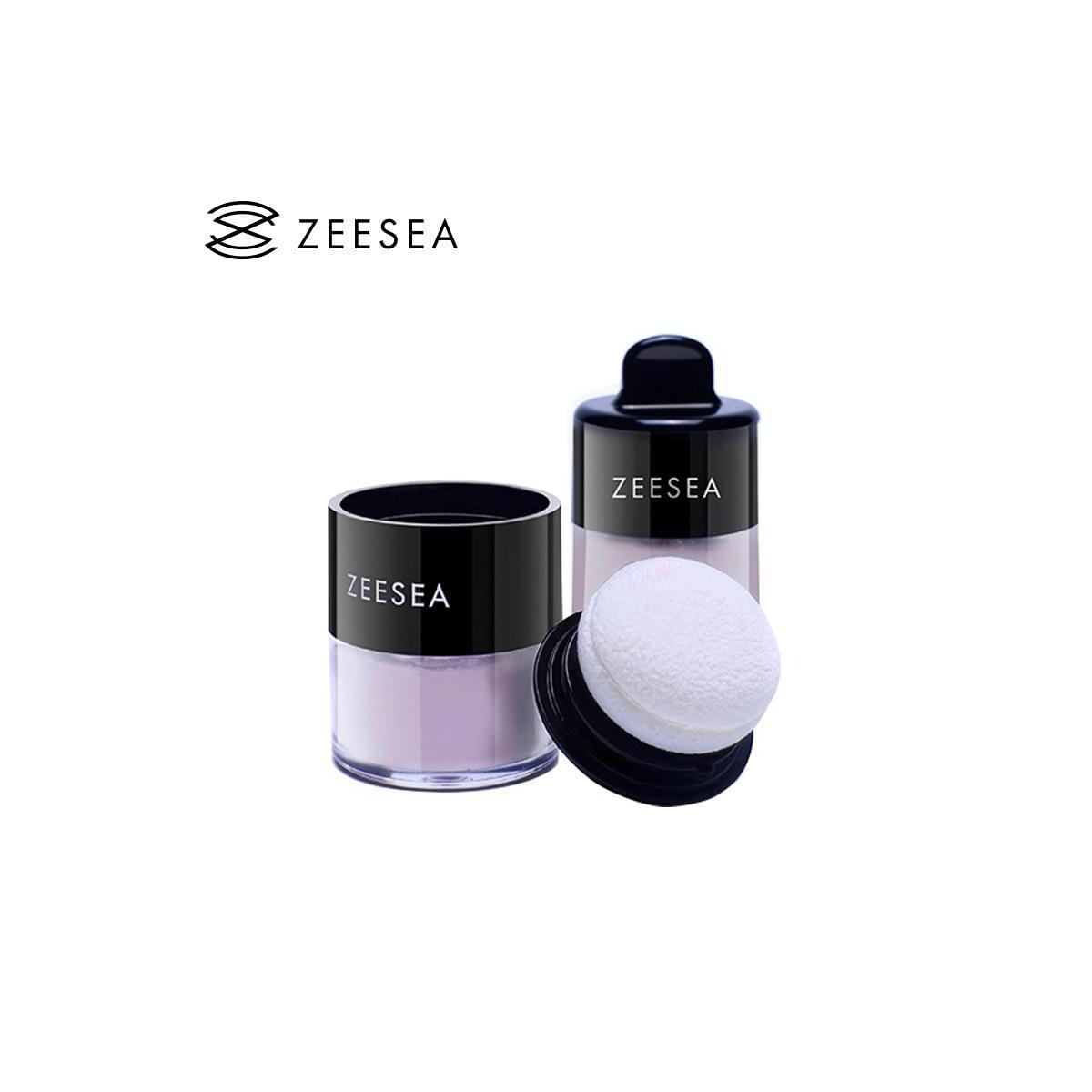 ZEESEA Color Loose Powder Oil Control Concealer, Ivory